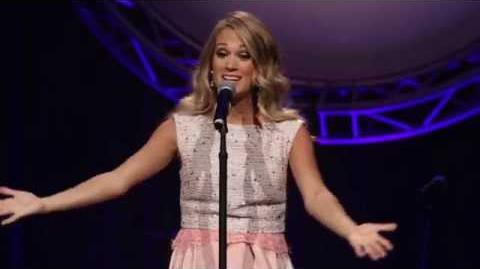 2014 ACM Honors - Carrie Underwood - Gene Weed Special Achievement Award