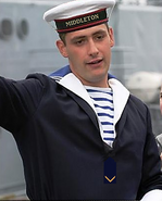 Type 2 naval dress