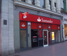 Santander bank Koningstad