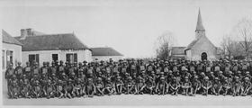 Company 8, 1915