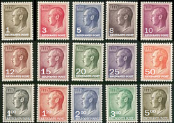 Stamp set Marten II