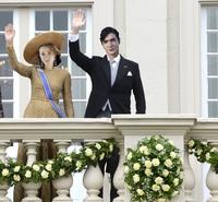 Queen Helene - Prince Bernd