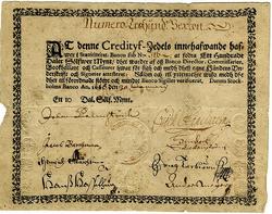 10 thalers 1663