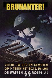 For your honor and conscience! Against Bolshevism!