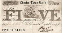 5 Th. Charles Town Bank