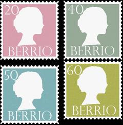 Berrio stamps