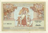 20 thalers 1913