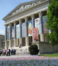 NMA impressionist exhibit