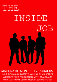 The Inside Job 2012