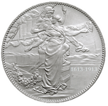 5 thalers 1913