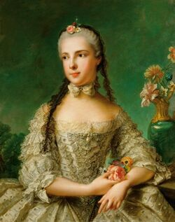 Caroline of Saxe-Coburg-Saalfeld