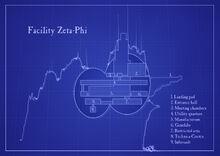 Zeta-Phi outpost on Sorrento VII