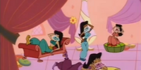 Harem Girls (Scooby-Doo in Arabian Nights)