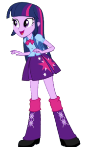 Twilight sparkle human vector by djmusicandcartoons-d7bhxy8