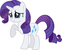 Rarity vector by vaderpl-d5ke38k