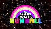 The Amazing World of Gumball title screen