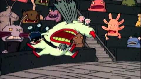 Aaahh!!! Real Monsters Season One - Opening Credits