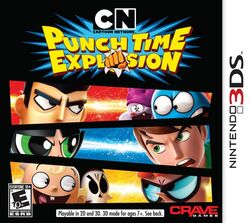 CN Punch Time Explosion