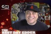 Danny Antonucci during The Best Day Edder