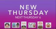 New thursdays 2016