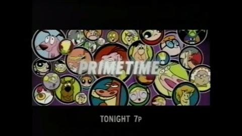 Cartoon Network Primetime Block (2001-2004) *Updated*