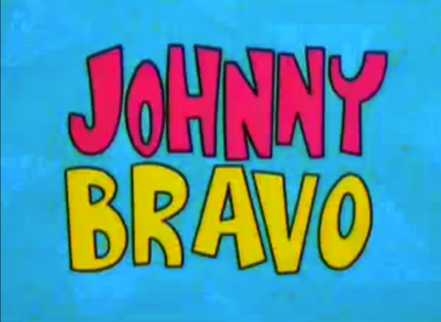 File:Johnny Bravo title.png