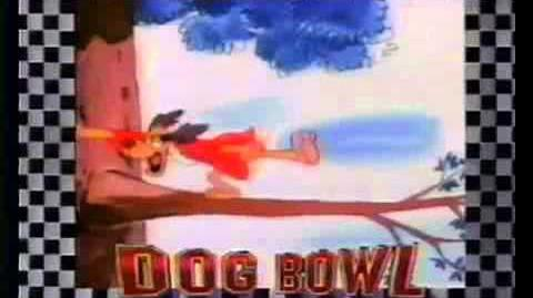 1st Cartoon Network Dog Bowl Promo