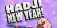 Hadji New Year!