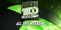 Ben 10 Boot Camp Weekend