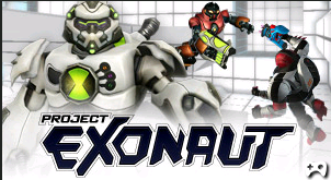 Multiplayer Action Games | Project Exonaut | Cartoon Network: