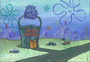 The Chum Bucket
