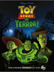 Toy Story of Terror Poster 1