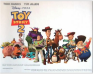 Toy Story 2 Poster 9 - Toys