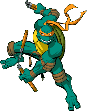 Michelangelo tmnt wikicartoon fandom powered by wikia - Tortue ninja michael angelo ...