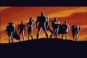 Main Characters in Justice League