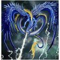 Electricity Dragon
