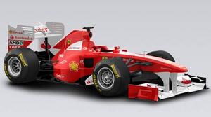 2011 Ferrari 150th Italia