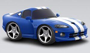 Dodge Viper GTS Coupe 1996