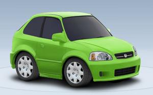 Honda 99 Civic Hatch