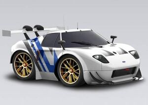 Ford GT-R GT2 2011