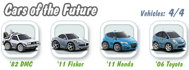 Cars of the Future Collection
