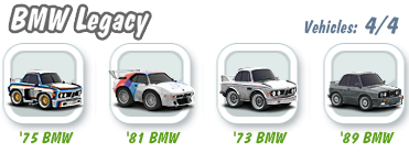 BMW Legasy Collection