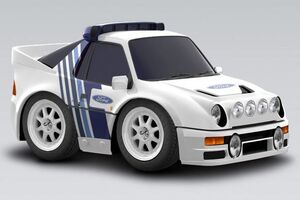 Ford RS200 Rally Edition 1986
