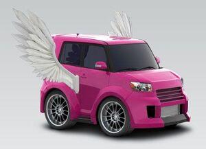2012 Scion xB Valentine's Edition