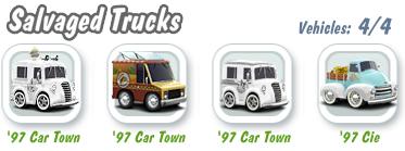 Salvaged Trucks Collection