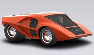 Lancia Stratos HF 1970