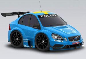 Volvo S60 Polestar TTA 2012