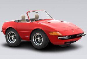 1969 Ferrari 365 GTS4 Daytona Spider