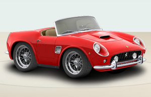 Ferrari 250 GT California 1957