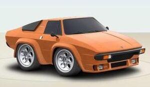 Lamborghini Silhouette P300 1976